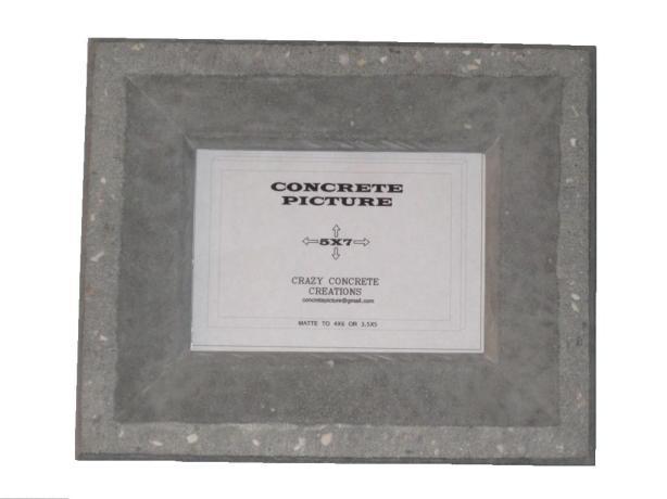 Picture Frames Concretepicture
